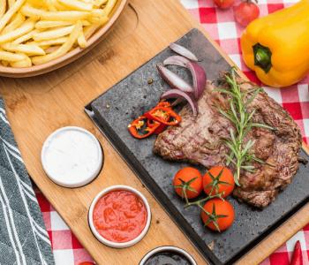 Steak z antrykotu